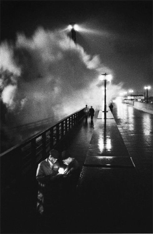 """Photography by Yuichi Watabe from his book -  """"A Criminal Investigation"""" - Tokyo, Japan, 1958. S)"""