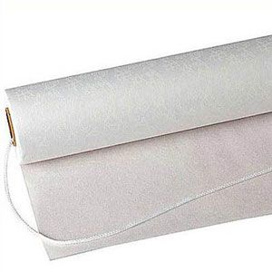 A240975/08 - Wedding Aisle Runner Fabric White - 30m Wedding Aisle Runner Fabric White (30m L x 90cm W) - Roll. Please note: approx. 14 day delivery