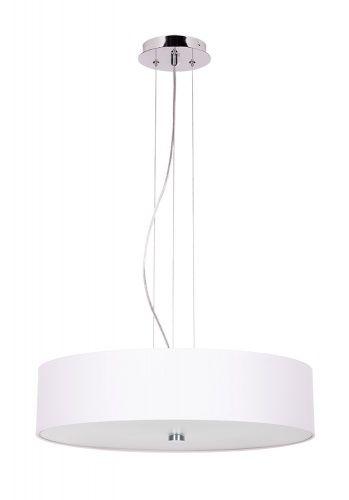 RING MD5012-5 70cm biała lampa wisząca