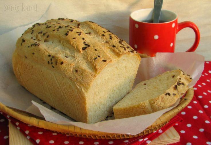Sünis kanál: Krumplis kenyér | #kenyér #formakenyér #kelttészta #sóskelt #krumpliskelt #rétesliszt #finomliszt #búzaliszt #krumpli #burgonya #frissélesztő #zsírmentes #tejmentes #tojásmentes #süniskanál #magvak #lenmag (+ #napraforgómag #szezámmag)