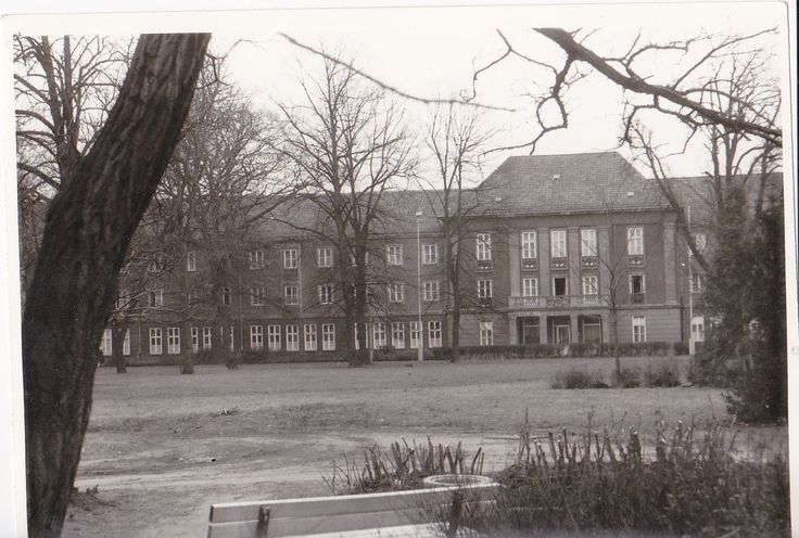 Brandenburg, naše škola. #JiříHrdý