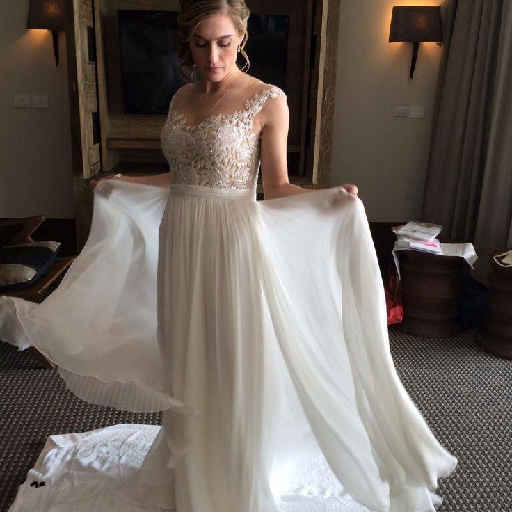 Reem Acra Wedding Gown 025 - Reem Acra Wedding Gown