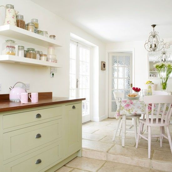 13 best images about open floor lifestyle on pinterest for Country kitchen floor ideas
