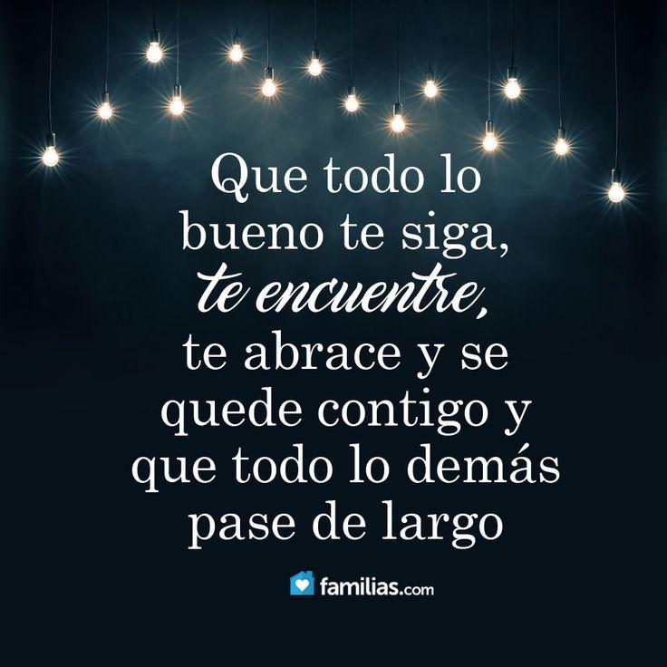 www.familias.com Yo amo a mi familia Frases de Amor, matrimonio, vida