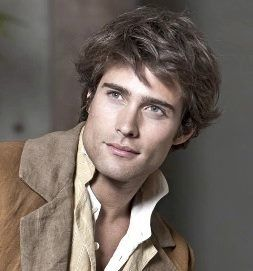 Antonio Rodrigo Guirao Diaz, Argentine actor/model, b. 1/18/1980 in Buenos Aires