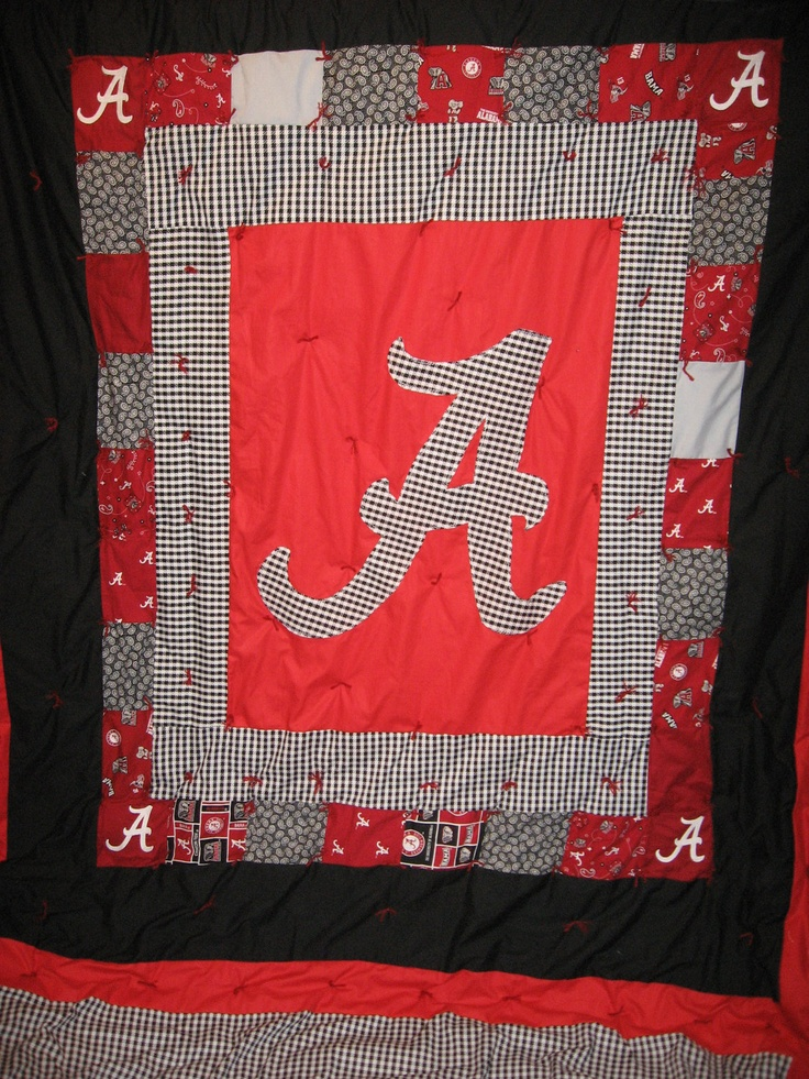 54 Best Quilts Roll Tide Quilts Images On Pinterest