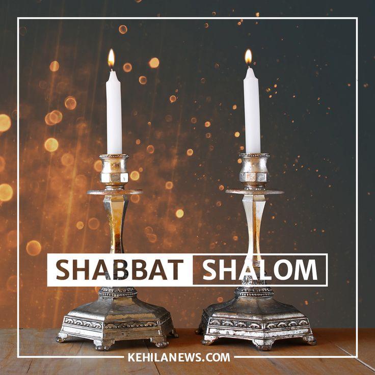 #ShabbatShalom #Israel #Jewish #Candles