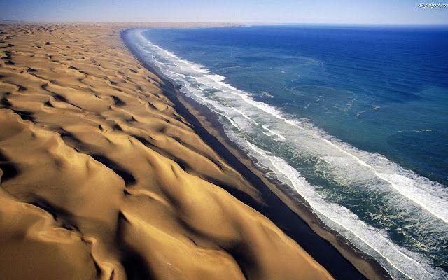 Namib Sand Sea (Namibia)