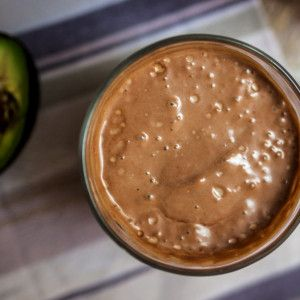 I Quit Sugar - Chocolate Peanut Butter Mud Shake