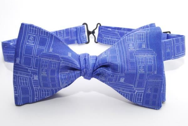 The Only Thing Cooler Than Bow Ties…Is 'Doctor Who' Bow Ties