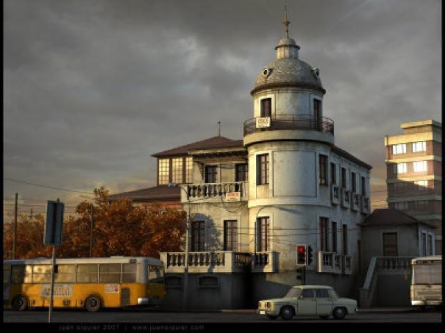 Las Diez Casas Malditas Más Famosas Del Mundo Para En Taringa House Ferry Building San Francisco House Styles