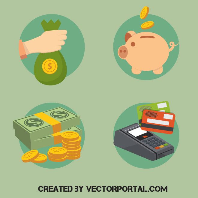 Finance Graphics: 121 Best Business And Finance Vectors. Images On Pinterest