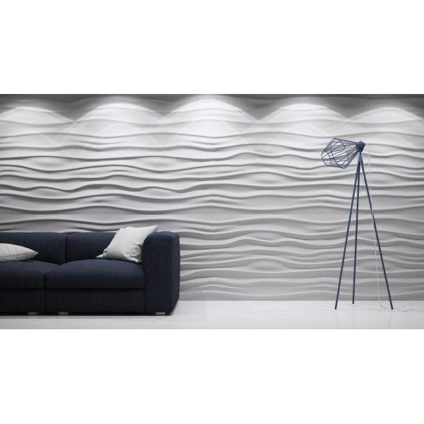 Dunes 06 WAVE - Panel gipsowy 3D  >> http://lemonroom.pl/panele-3d/80-dunes-06-wave-panel-gipsowy-3d-.html