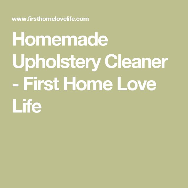 Best 25 Homemade Upholstery Cleaner Ideas On Pinterest Diy Upholstery Cleaner Car Cleaning