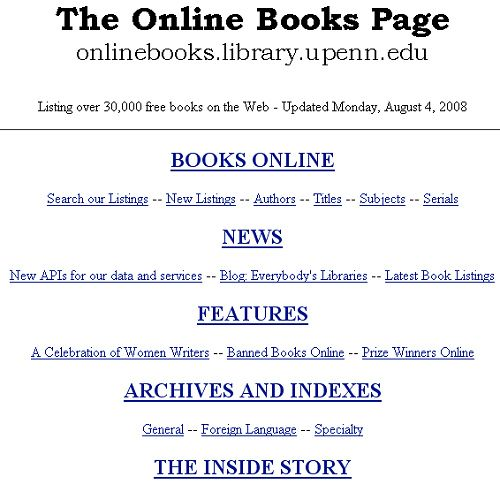 Free ebooks download | 20 Best Sites For Downloading Free eBooks