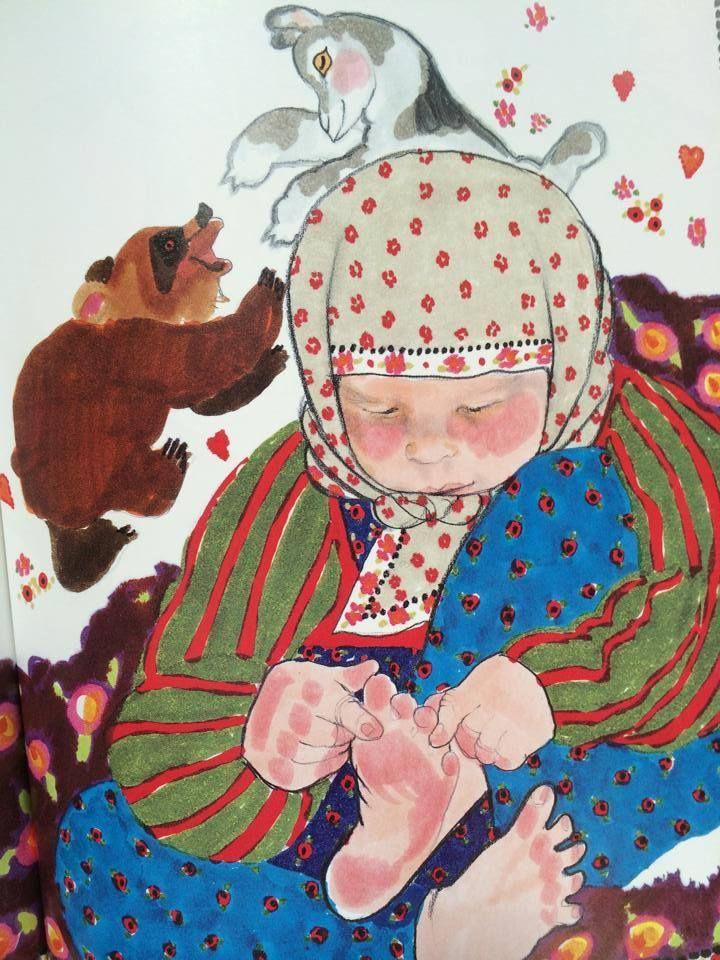 Babushkas mother goose patricia polacco pinterest