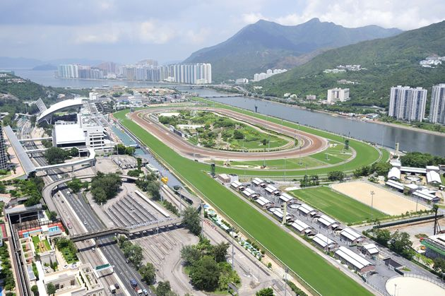 Horse racing is a popular sport in Hong Kong, and the season runs from September to July, with lots of big events. Pictured above is the Happy Valley Racecourse which has been holding races since 1846, still fitting in around the urban sprawl of Hong Kong Island. There's a second world class track at Sha Tin in the New Territories