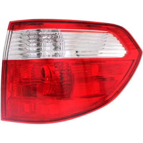 2005-2007 Honda Odyssey Tail Lamp RH, Outer, Lens And Housing (CAPA)