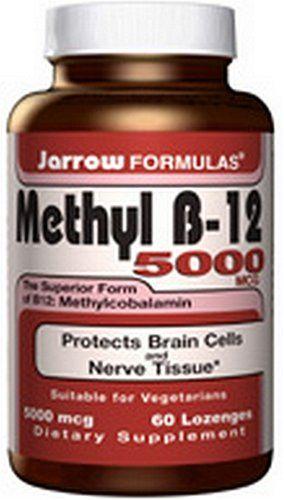 sublingual vegan methylcobalamins B-12