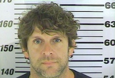 Arrested Dirks Bently country star mugshot