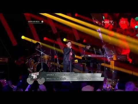 Bad English - When I See You Smile (Andra and The Backbone Cover) - Gebyar BCA - YouTube