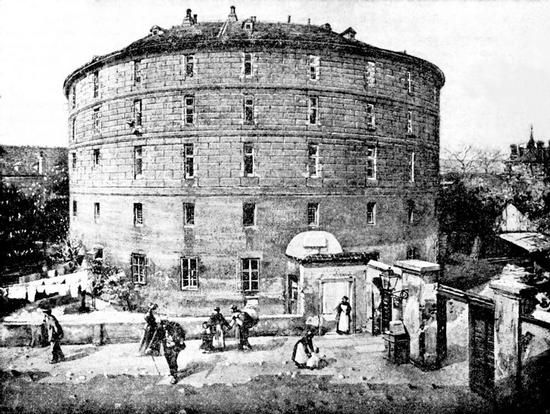 "Until the 18th century it was customary to isolate the insane from the healthy and to keep them beastlike in penitentiaries, prisons, or poor and sick houses. In Austria ""care for the insane"" proper began under Joseph II in 1784 when the Narrenturm (fools' tower) was erected in Vienna's General Hospital. Only in the mid-19th century did ""madness"" come to be regarded as an illness."