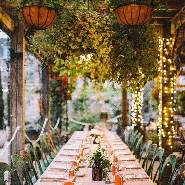 The Grounds of Alexandria, Sydney. The magic ALWAYS happens in The Garden at #thegrounds.