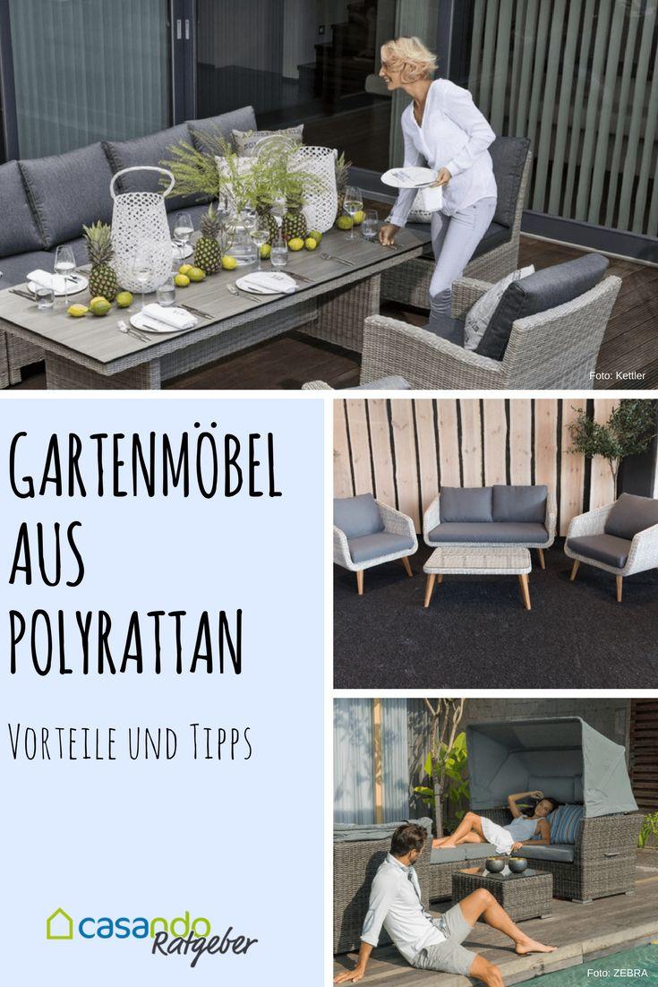 Gartenmöbel Aus Polyrattan Sind Leicht Zu Pflegen. Wir Haben Alle Anderen  Vorteile Zusammen Gestellt.