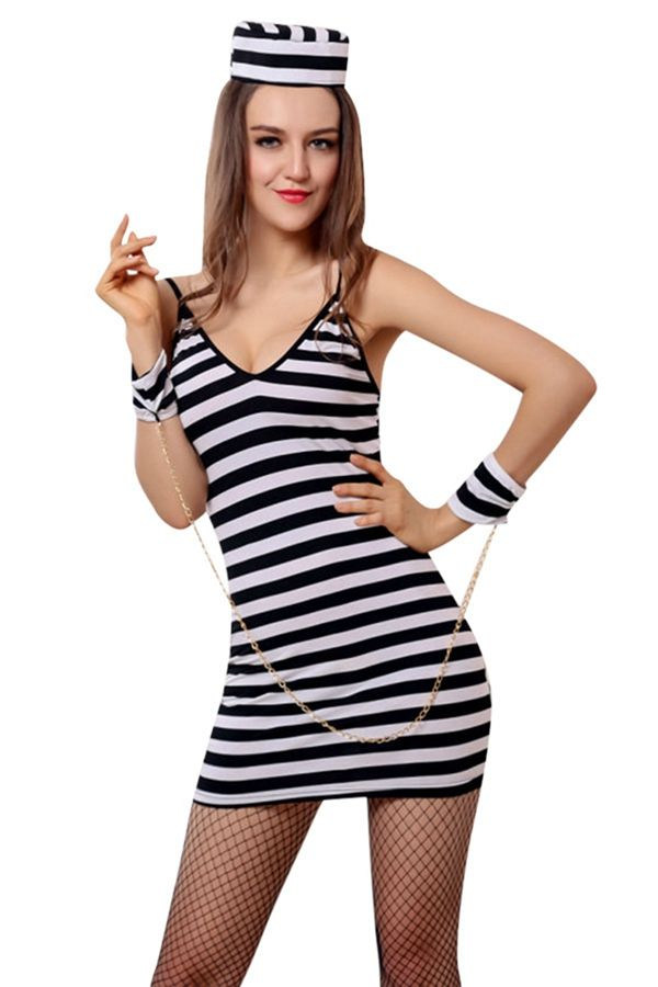 Great buy Womens Spaghetti Strap Halloween Prisoner Costume Black http://www.wasandnow.com/shop/womens-spaghetti-strap-halloween-prisoner-costume-black/ #FashionApparelAccessoriesPinkQueenWomensSpaghettiStrapHalloweenPrisonerCostumeBlackFemaleAdultVelvet Free Shipping Worldwide for Womens Spaghetti Strap Halloween Prisoner Costume Black, on sale now at our lowest price ever! Shop PinkQueen.com, the sexy way to save.