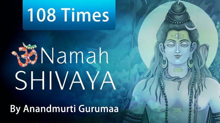 Om Namah Shivaya | 108 Times Chanting | Shiva Mantra release stress and open your chakras! ~Moon Priestess