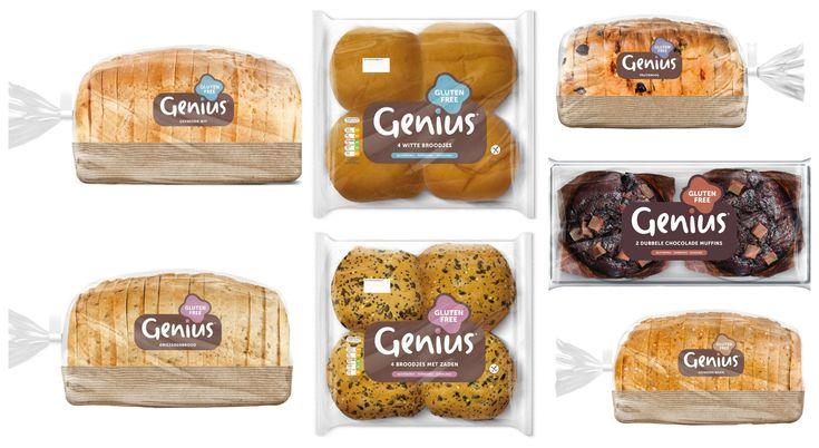 Genius brood bij Albert Heijn! Glutenvrij