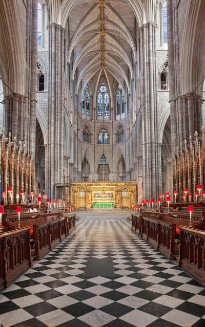 Incredible Pictures Photo: Interior of Westminster Abbey, London