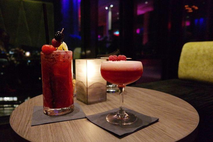 Drinks, Drinks, Drinks - Cocktails im Marriott Hotel in Bonn - Rooftop Bar