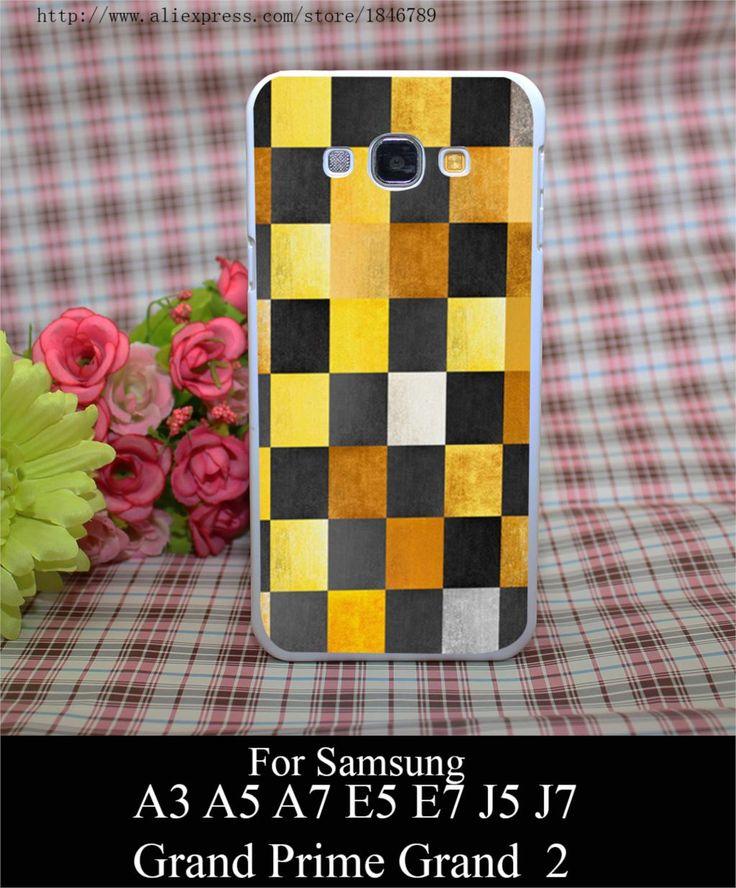 Те золотые моменты стиль белый жесткий чехол для Samsung A3 A5 A7 A8 E5 E7 J5 J7 гранд премьер 2 G530
