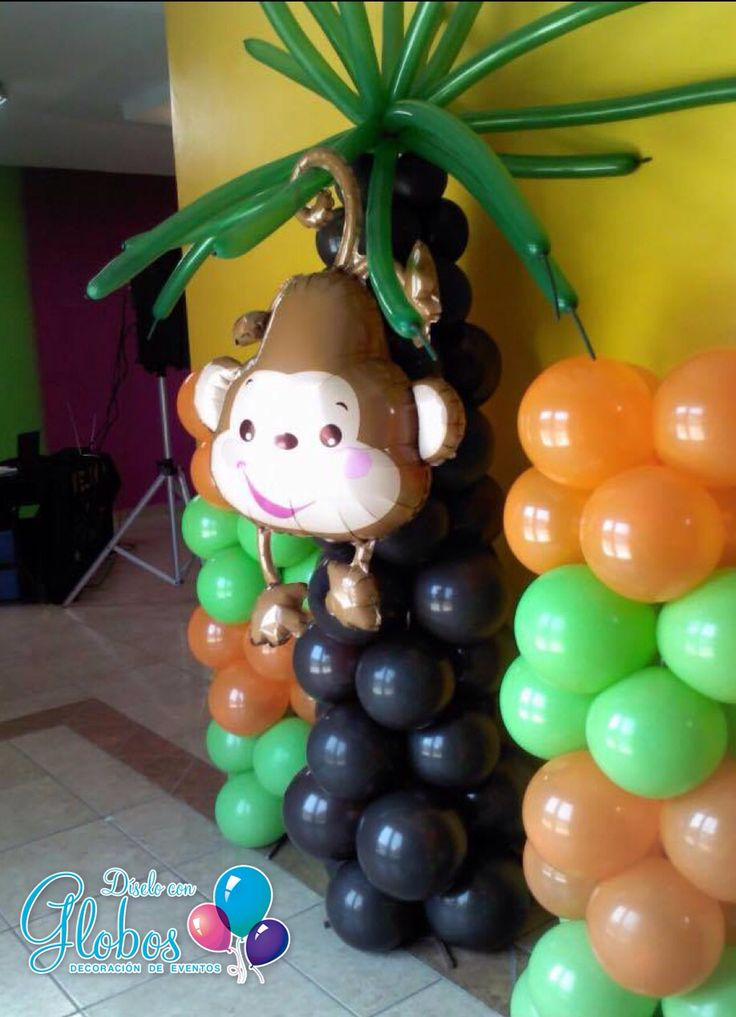 17 best images about diselo con globos on pinterest - Globos para fiesta ...