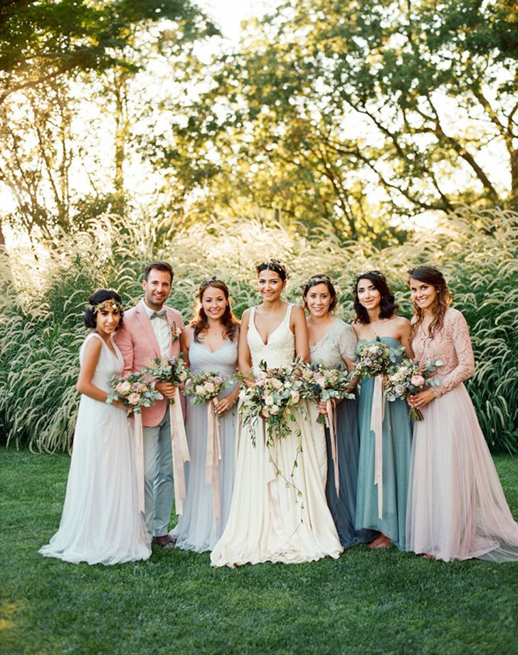 12 Nontraditional Wedding Ideas That Will Make You Want to Redo Your Pinterest Boards #RueNow