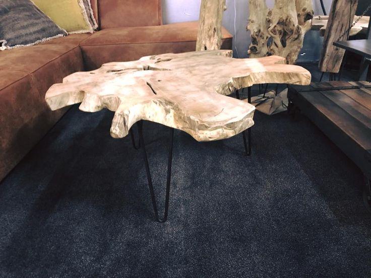BaumstammCouchtisch Root 60 cm und 80 cm im Angebot für €