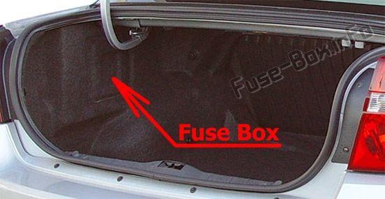 Fuse Box Diagrams  U0026gt  Chevrolet Malibu  2004