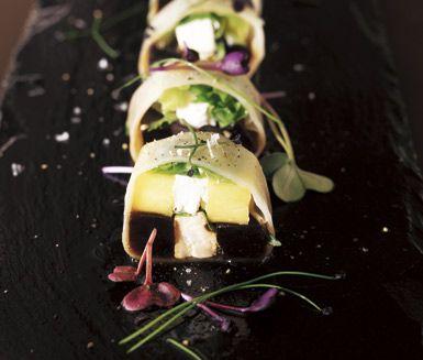 ICA Recept: Mango »cannelloni«
