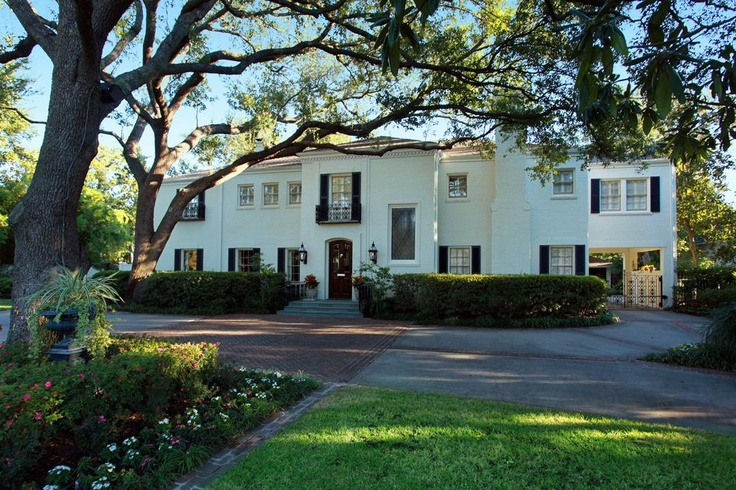 Street View Of 3239 Del Monte Built For W Howard Lee And