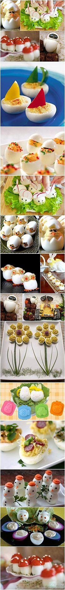Dekoracje na jedzeniu