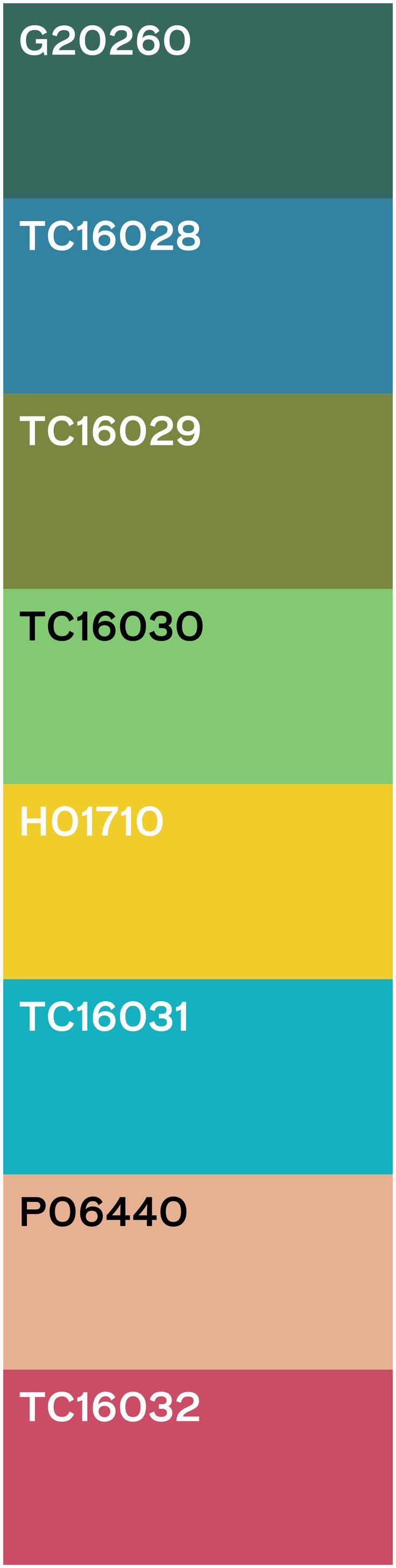 We transformeren ons interieur in de kleursferen van een vakantiehutje op een tropisch strand! Heldere frisse kleuren geïnspireerd op tropisch fruit, vogels en bloemen. Een basis van de frisse blauwen en turquoise van de tropische zee en strakblauwe lucht, met accenten van zacht roze en vooral geel. Of gecombineerd met heldere roden en fuchsia kleuren in een meer multi-colour variant!
