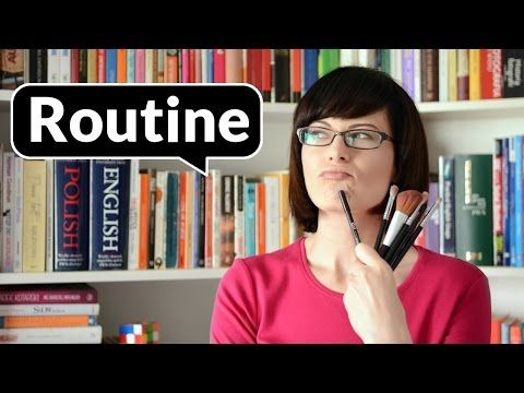 Morning routine a rutyna | Po Cudzemu #39 - YouTube