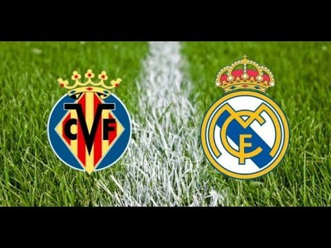 Real Madrid - Villareal Promo
