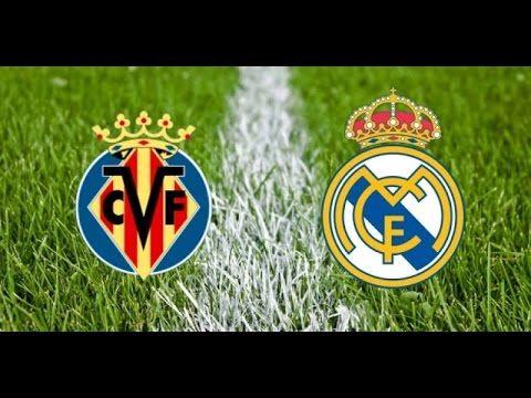 Real Madrid - Villareal Promo