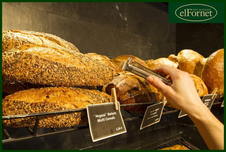 En todos nuestros establecimientos podrás comprar pan artesanal recién elaborado y ¡a cualquier hora del día!