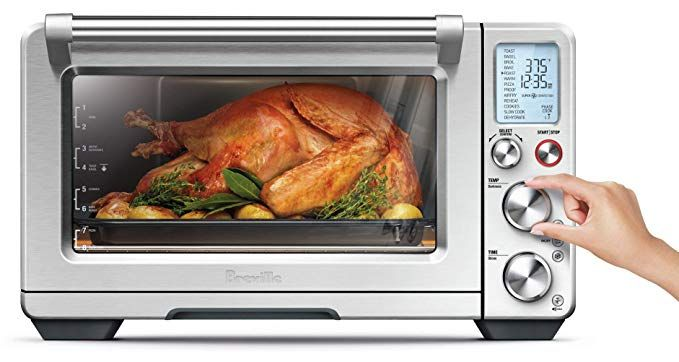 Smart Toaster Oven Amazon Com Advertisement Breville Bov900bss Samart Oven With Air Fry Brushed Stainless Steel Smart Oven Countertop Oven Toaster Oven