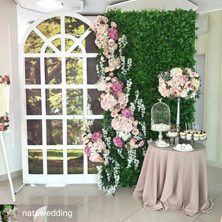Background Decor for Wedding , bridal, and baby shower