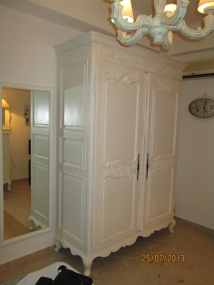 armadio stile provenzale