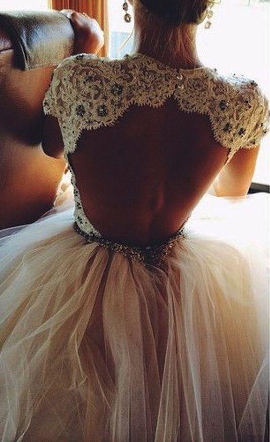 Back lace.